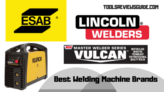 best welding machine brands