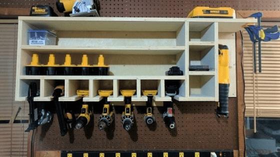 tool storage station