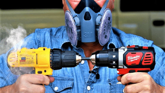 uses of cordless drill