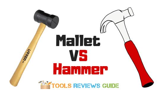 mallet vs hammer
